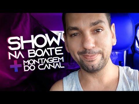 MONTAGEM DO CANAL SAMARA RIOS + SHOW NA BOATE PAPA G