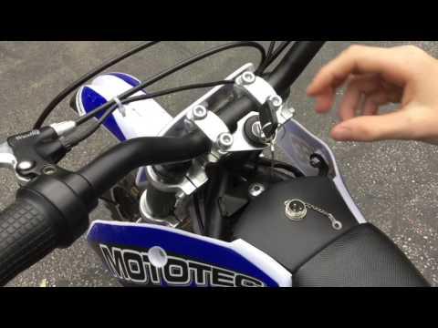 Mototec 36v dirt bike review