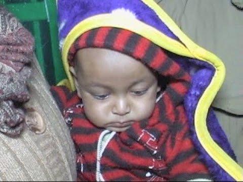 माता बनी कुमाता, कड़ाके की सर्दी में मंदिर की सीढ़ियों पर छोड़ दी 4 माह की नवजात