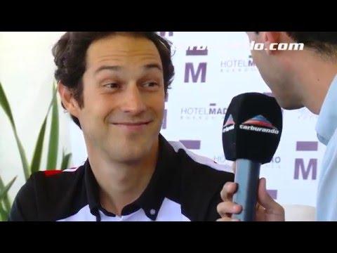 Bruno Senna recuerda a Ayrton y habla de su 2016
