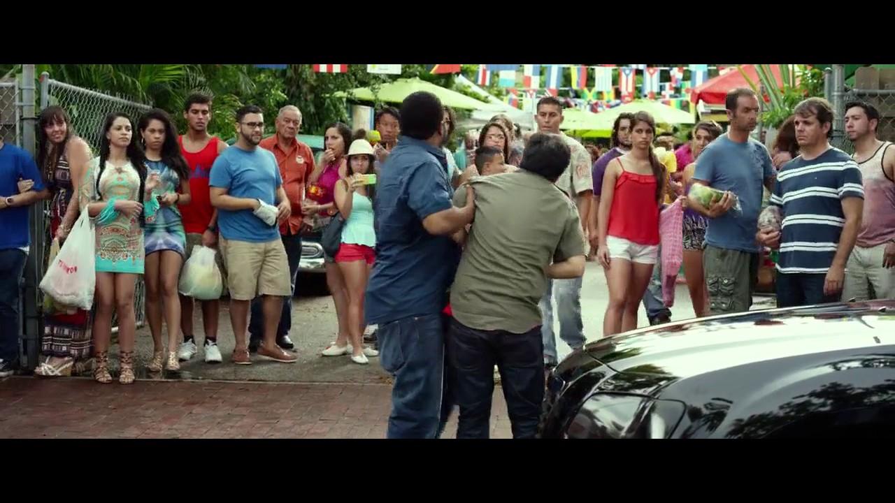 Download Ride Along 2 (2016)  - Ice Cube, Kevin hart, Ken Jeong - Funny Footchase Scene HD