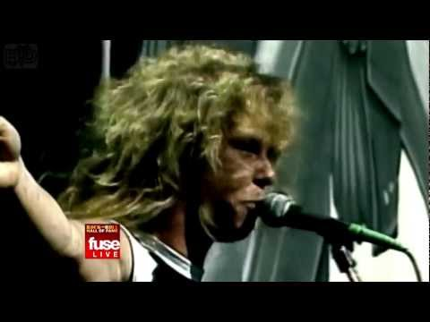 Intro - Metallica Rock & Roll Hall of Fame Induction (2009) [HD]