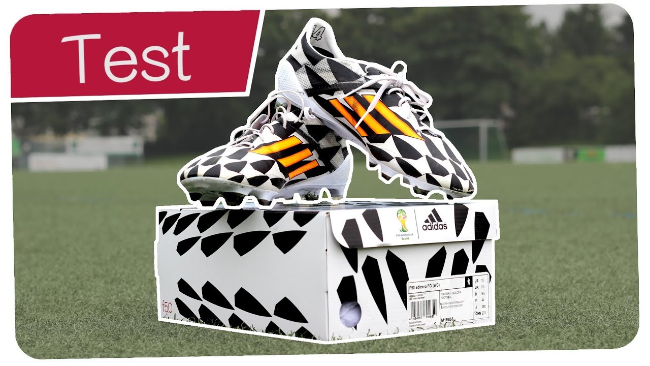 adidas f50 adizero fg world cup 2014