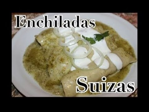 Swiss Enchiladas Recipe Without Oven