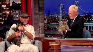 Jungle Jack Hanna's Hump Day - David Letterman