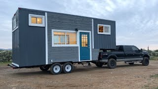Tiny House Means Rent and Mortgage-Free