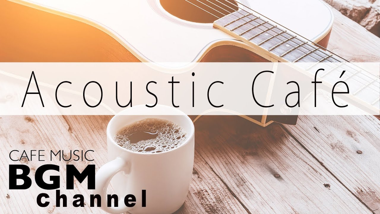 Bossa Nova Guitar Music - Relaxing Cafe Music For Work, Study - Background Music