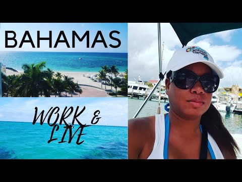 Work and Live in Bahamas Extended Stay Program   Digital Nomads
