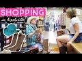 ショッピング英会話!店員さんが超フレンドリーなナッシュビルのウェスタンブーツ屋さん!〔#596〕【アメリカ横断の旅 21🇺🇸】