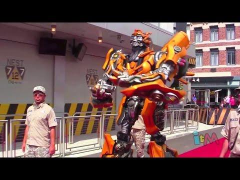 Robot Transformers Asli dan Benar-Benar Nyata di Dunia