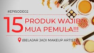 Video #2 PRODUK MAKEUP WAJIB PEMULA⁉️ | BELAJAR JADI MAKEUP ARTIST (MUA) download MP3, 3GP, MP4, WEBM, AVI, FLV Oktober 2019