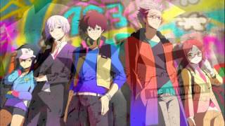 Repeat youtube video Hamatora The Animation - Ending/OST - Unplugged [Hikari]