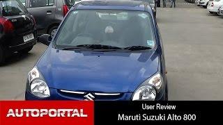 Maruti Alto 800 User Review - 'cost efficient car' - Autoportal