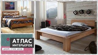видео Деревянная мебель в интерьере