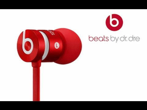 Unboxing Beats urBeats - red - YouTube 428a235ce