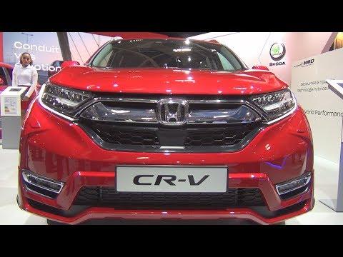 Honda CR-V 1.5 i-VTEC 4WD Origin Edition CVT (2019) Exterior and Interior