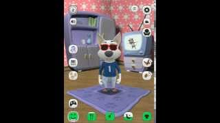 Говорящая Собака! Мой виртуальный питомец! Серия 7! Собака против шипов!