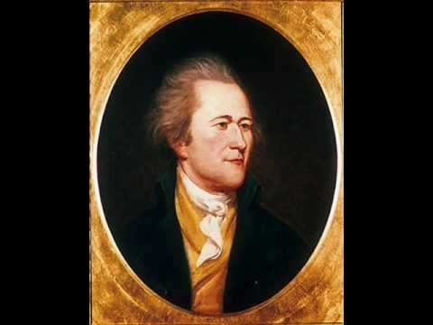 Alexander Hamilton, James Madison, and the Federalist Papers