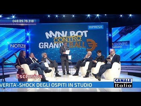 MINI BOT contro GRANDI BALL€ | Notizie Oggi Lineasera (HD)