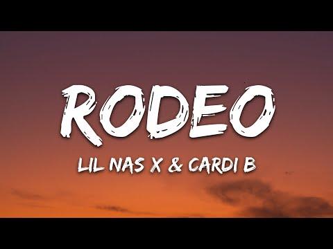 Lil Nas X Cardi B - Rodeo