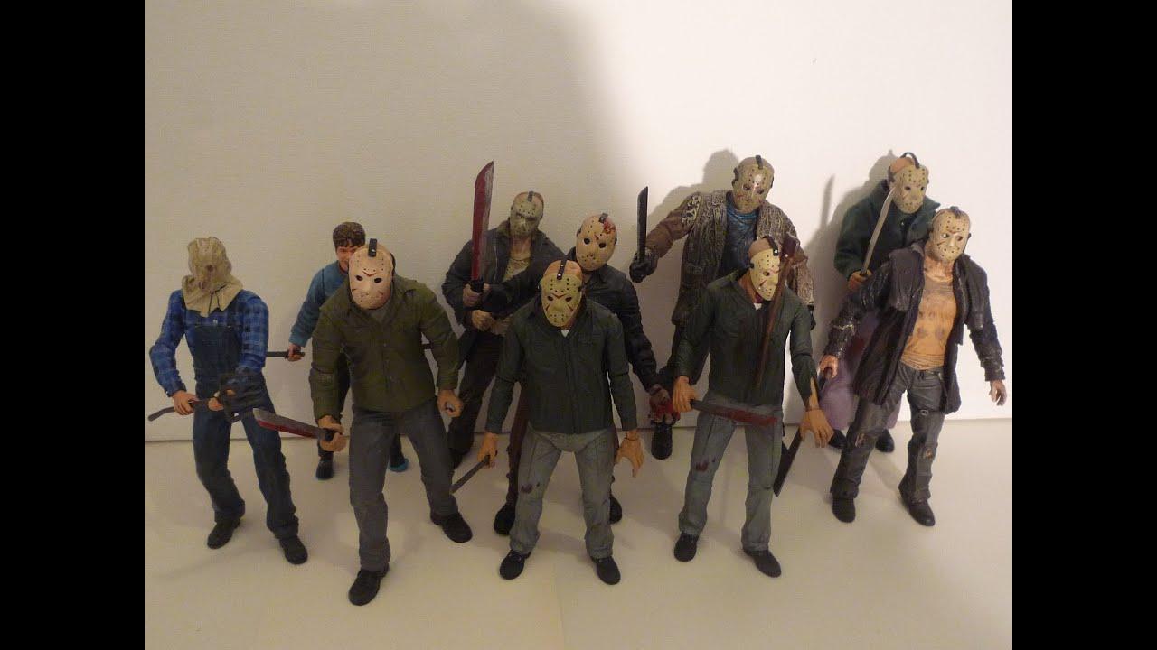 Jason Vorhees Toys