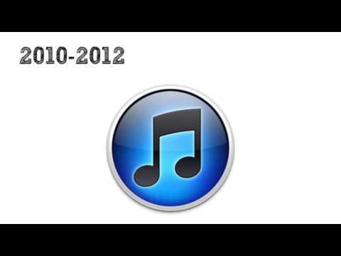 iTunes - Logo History (90 Seconds)