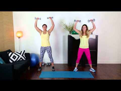 Week 11 Workout 2 IdealShape Up Challenge! 12 weeks of Free Fat-Burning Workouts!