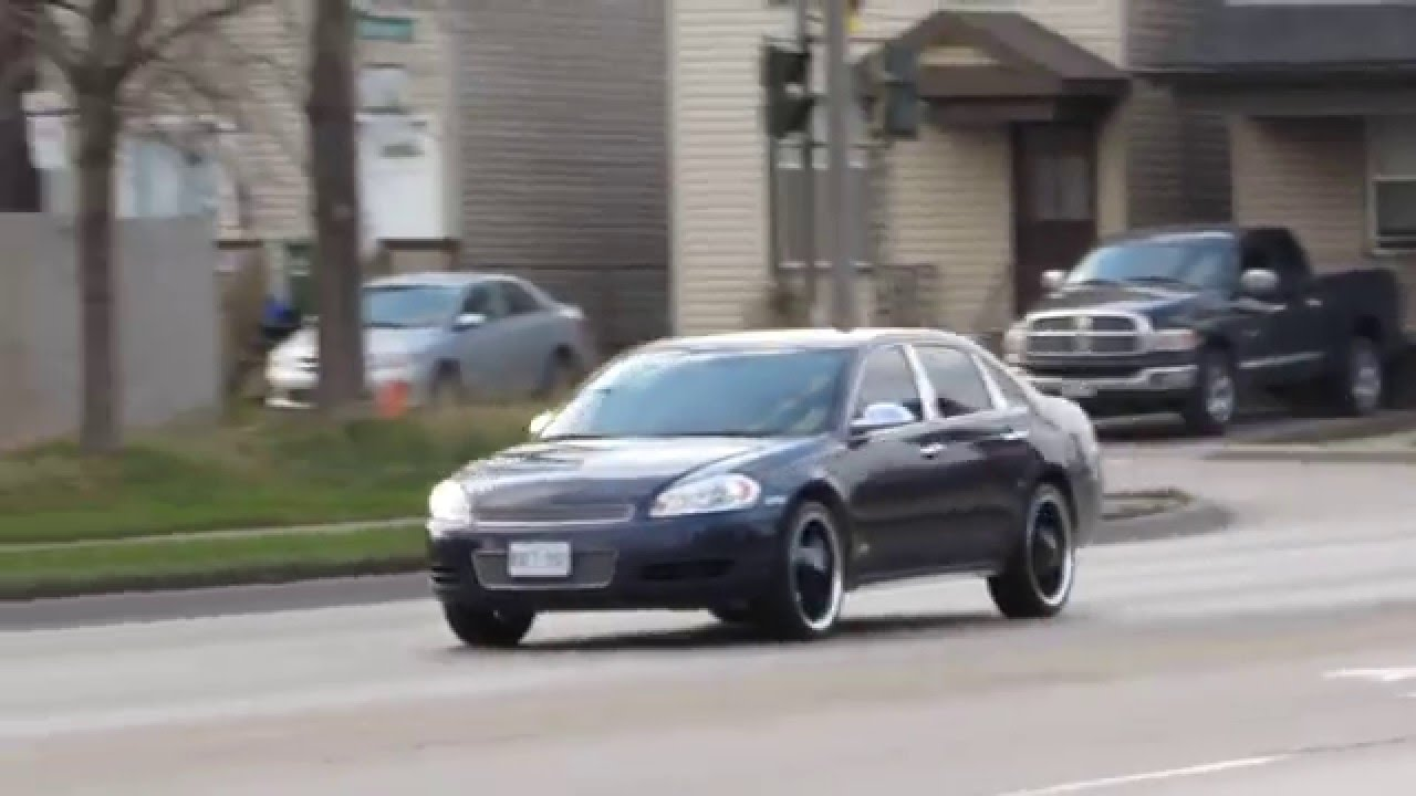 2015 Chevrolet Malibu >> 2009 CHEVROLET IMPALA SS WITH CUSTOM 20 INCH BLADES RIMS CHOPPIN DONKS 3 BLADE CUSTOM WHIPS ...