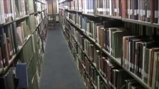 ucsb library tour