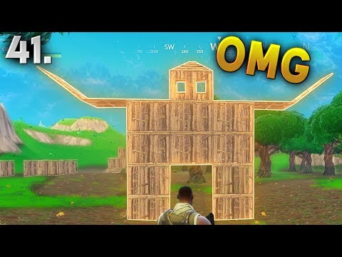 Thumbnail: Fortnite Battle Royale Moments Ep.41 (Fortnite Funny and Best Moments)