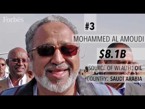 The World's Richest Arabs 2017: The Top 10