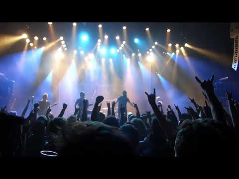 August Burns Red live at Le Metronum -...