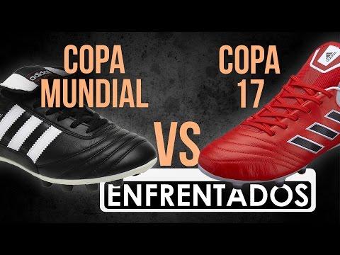 ENFRENTADOS · Copa 17 o Copa Mundial