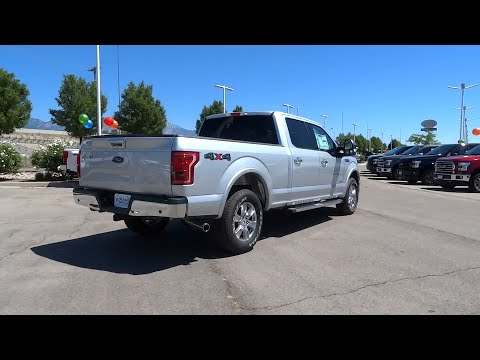 2017 Ford F-150 Salt Lake City, Murray, South Jordan, West Valley City, West Jordan, UT 44326