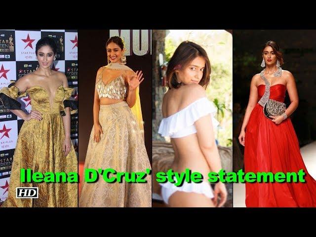 Know Ileana DCruz style statement
