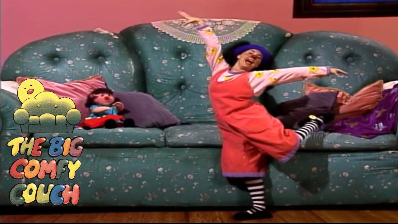 Clownus Interruptus The Big Comfy Couch Season 3