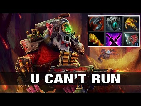 U CAN'T RUN - Saksa Plays Sniper - Dota 2
