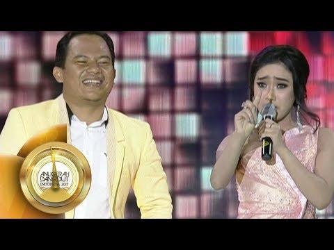 Klop dan Keren Abis! Cita Citata feat Wali YANK   - Anugerah Dangdut Indonesia 2017 (7/12)
