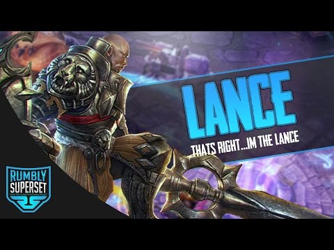 Vainglory Gameplay - Episode 303: YES...IM THE LANCE! Lance |Captain| Support Gameplay [Update 2.2]