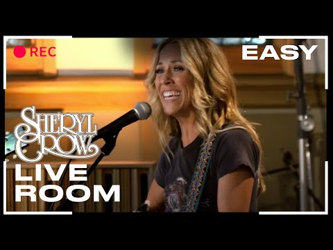 """sheryl-crow---""""easy""""-captured-in-the-live-room"""