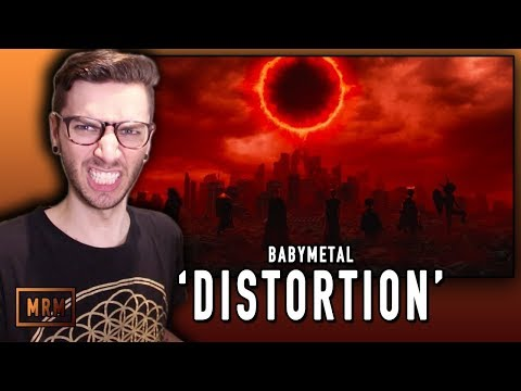"BABYMETAL - ""Distortion"" REACTION!"