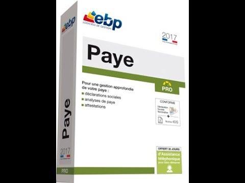 ebp paye pro 2017