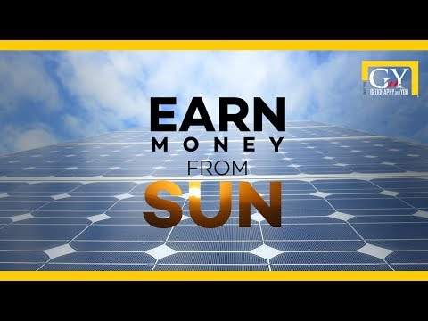 Earn from the Sun | Solarise it | Solar system for earning |