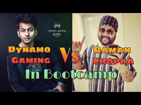 "#DynamoGaming Dynamo Gaming Vs Raman Chopra In Boot Camp Emperor Play ""Emulator"" #ShaktimaanGaming"