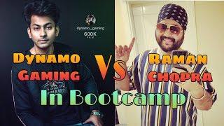 Dynamo Gaming Vs Raman Chopra In Boot Camp Emperor Play \