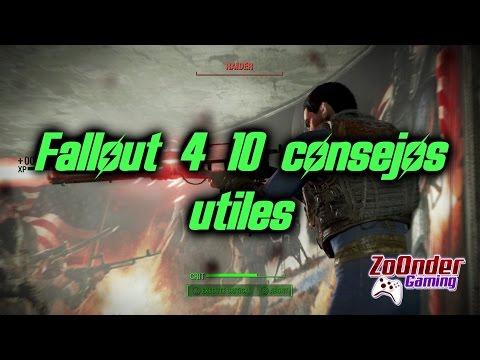 Fallout 4 [10 consejos para empezar]