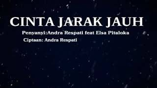 CINTA JARAK JAUH-LIRIK L.D.R