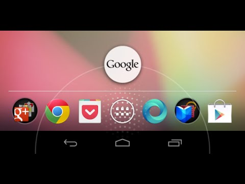 how to create home button on google