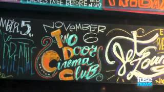 House of Blues - Fuse News - Two Door Cinema Club Interview at HOB New Orleans ​​​ | House of Blues