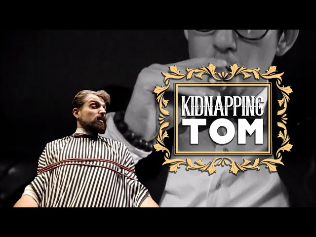 SHOCKING: TOM KIDNAPPED (House of Barbaard's Movember Promotion)